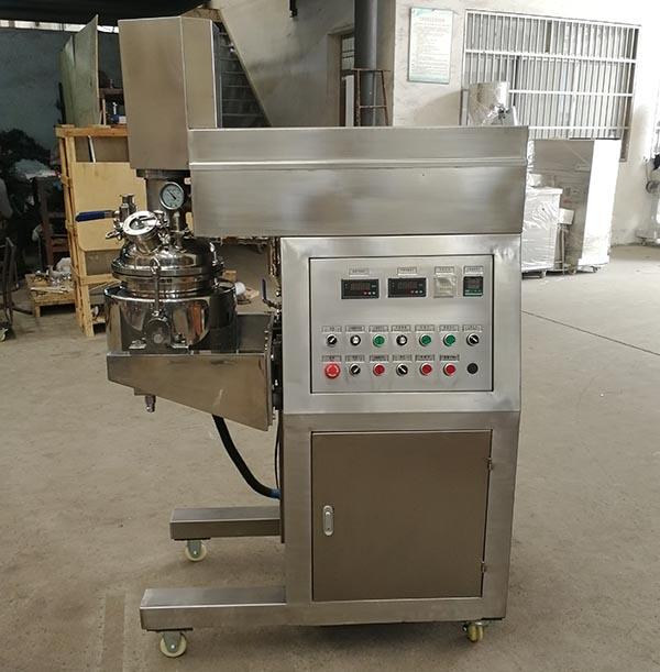 小型乳化机怎么使用?