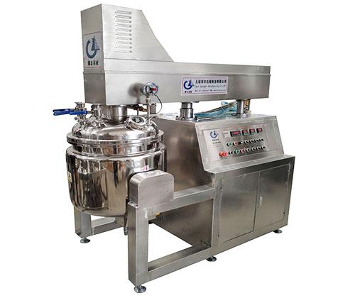 如何使用均质乳化机制作液体肥皂?