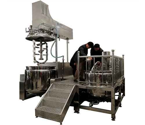 乳化机生产厂家如何应对生产液体肥皂面临的挑战?