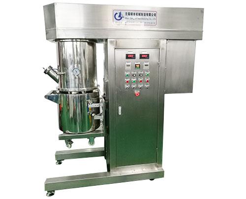 立轴行星式搅拌机适用于哪些行业?可以制作哪些产品?