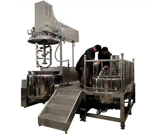 高剪切乳化机的工作原理是什么